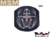 【MILL SPEC MONKEY】Frog Skeleton PVCタイプ(SWAT/FOREST/DE/MC)
