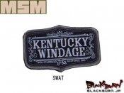 【MILL SPEC MONKEY】Kentucky Windage 織物(SWAT/ACU-LIGHT/ACU-DARK/FOREST/DE)