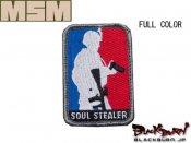 【MILL SPEC MONKEY】Soul Stealer 織物(FULL COLOR/ACU/ARID)