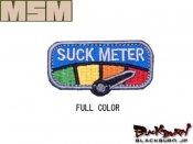 【MILL SPEC MONKEY】Suck Meter 刺繍(FULL COLOR/SWAT/ACU/FOREST/DE/MC)