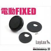 【LayLax】マルイ 電動フィクスド デュアルダンパーピストンヘッドクロスセット
