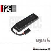 【LayLax/ライラクス】PSEリポバッテリー7.4V ラージバッテリー