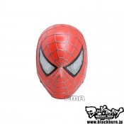 FMA フェイスガードwithメッシュゴーグル (SpiderMan)