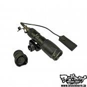 M300タイプ LEDフラッシュライト BK