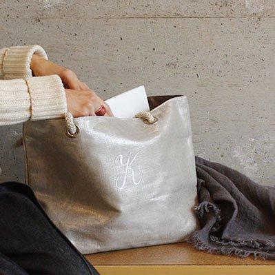 Ava2way tote bag 専用イニシャル刺繍(刺繍のみ)