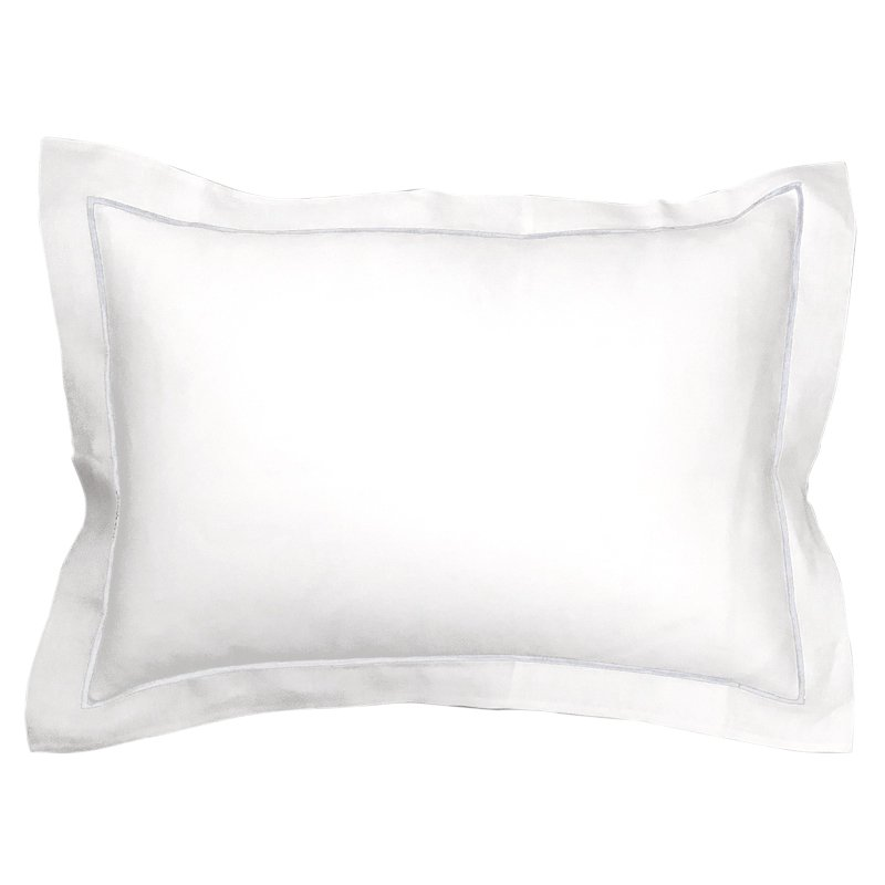 Pleats Pillowcase - White