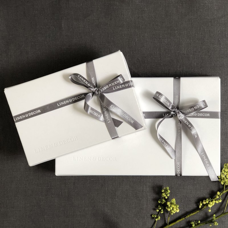 Gift Wrapping - Box