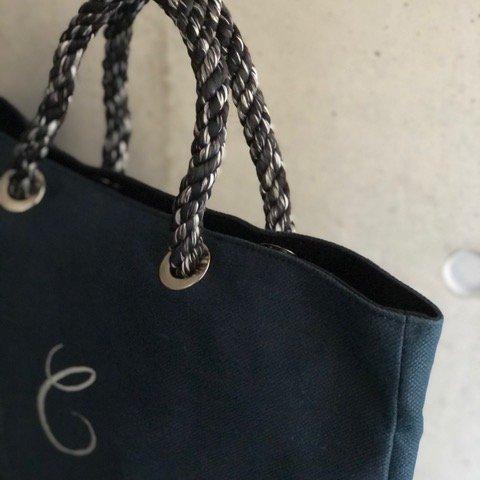 Siena Weekend Mini Tote Bag - Midnight Blue