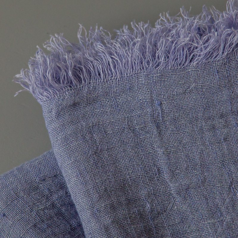 Neringa Throw - Lilac