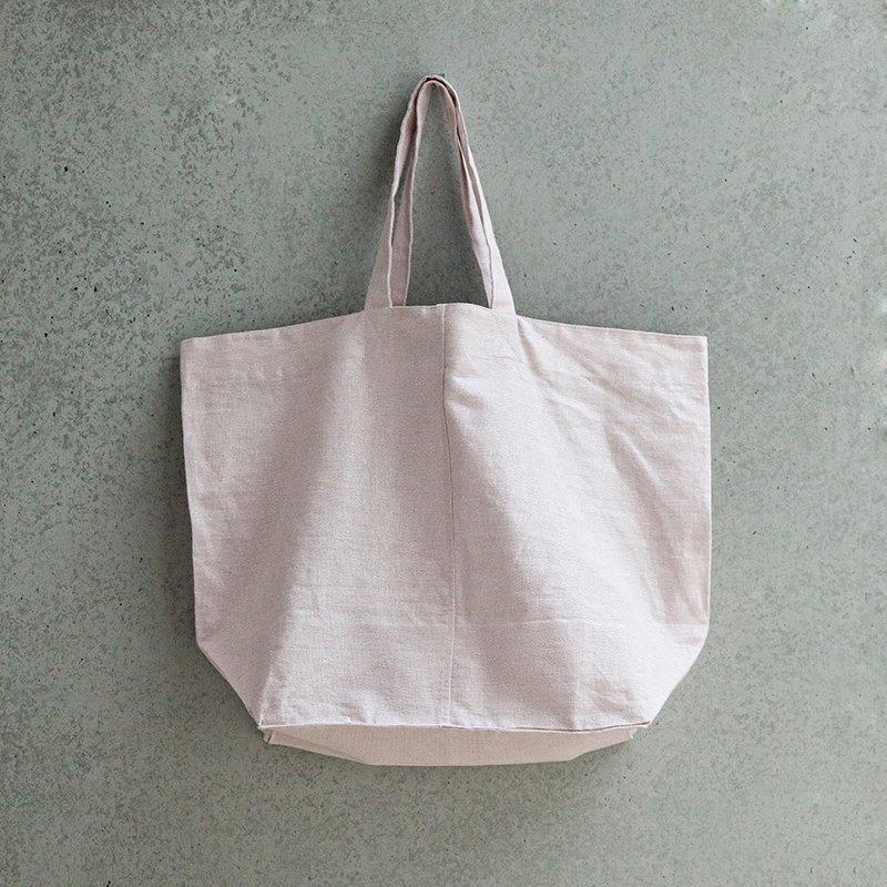 Stockholm Tote Bag - Pink