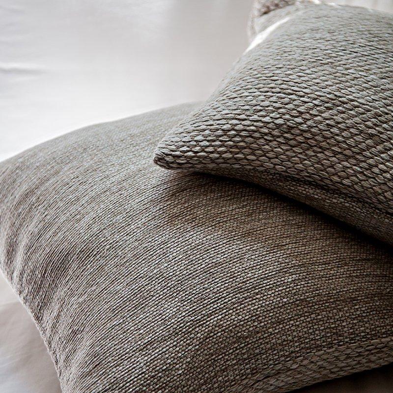 Arums Cushion - Beige