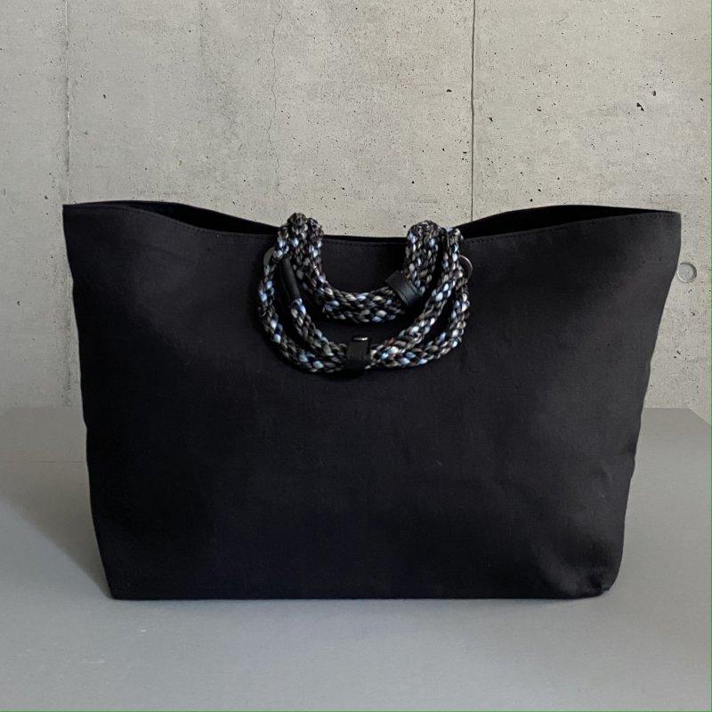 Siena 2 way Tote Bag - Black
