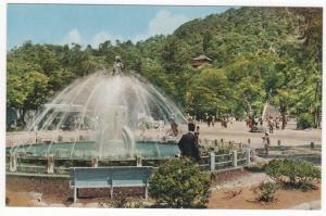 絵葉書 岐阜県 岐阜公園