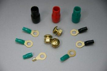「銅音」HU用電源コネクトセット