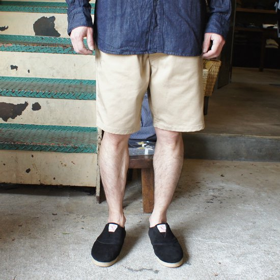 ordinary fits(オーディナリーフィッツ) travel shorts (beg)【送料無料!】