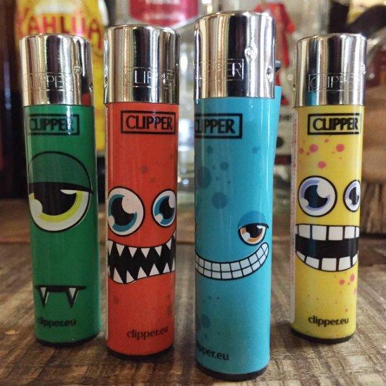 CLIPPER(クリッパー)ライター monster face