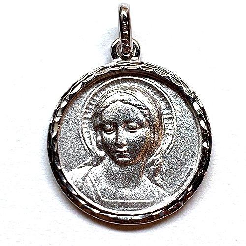 アマビリス(愛すべき聖母マリア) シルバー 17ミリ