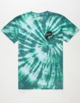 HAPPY HOUR Tシャツ STAY COOL YING YANG TIE DYE