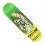 TOY MACHINE DECK LEABRES SHOCKER 8.12