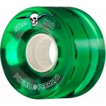 快適!! POWELL ウィール CLEAR 55MM 80A GREEN