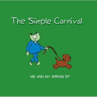 【ワケアリ特価】The Simple Carnival / Me And My Arrow EP