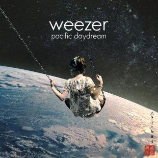 Weezer / pacific daydream 【国内盤】