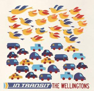 The Wellingtons / In Transit (Japan Limited Edition)