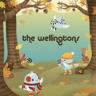 The Wellingtons / Heading North For The Winter (Japan Limited Edition)