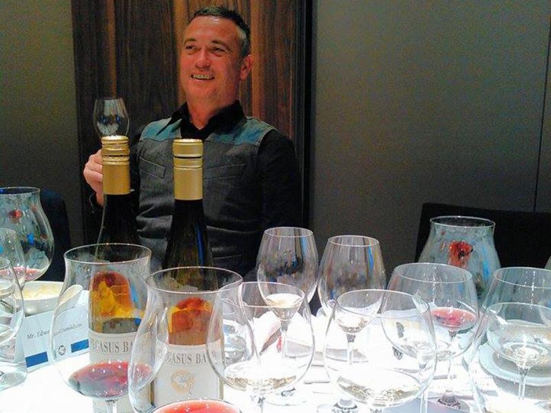 Pegasus Bayのリザーヴ・ワイン。(5/9)