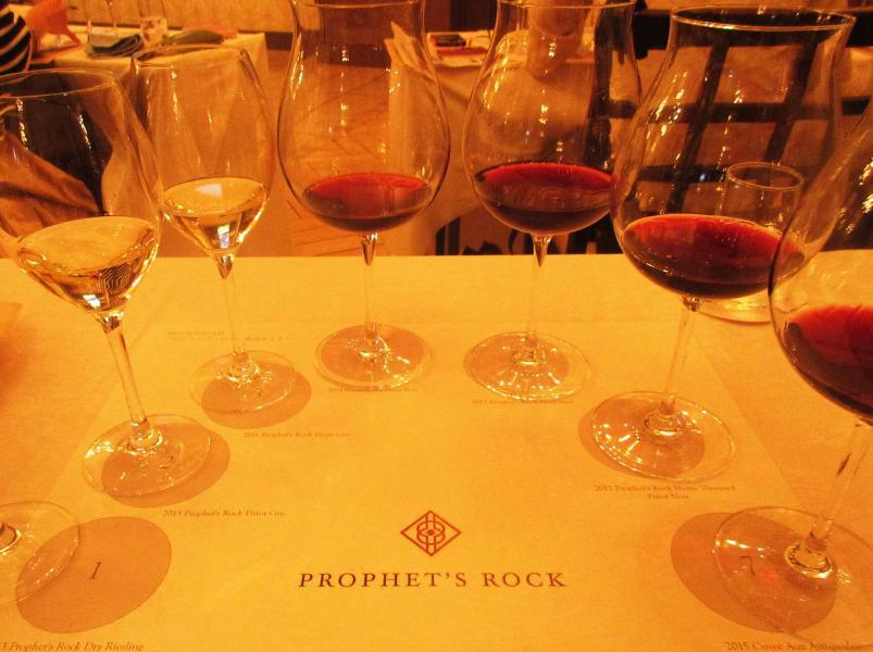 Prophet's RockのAntipode。ヴォギュエの醸造責任者がオタゴでワインを造ったら?(5/25)