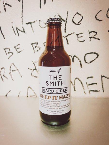Son of the Smith Hard Cider Keep it Hazy(シードル)