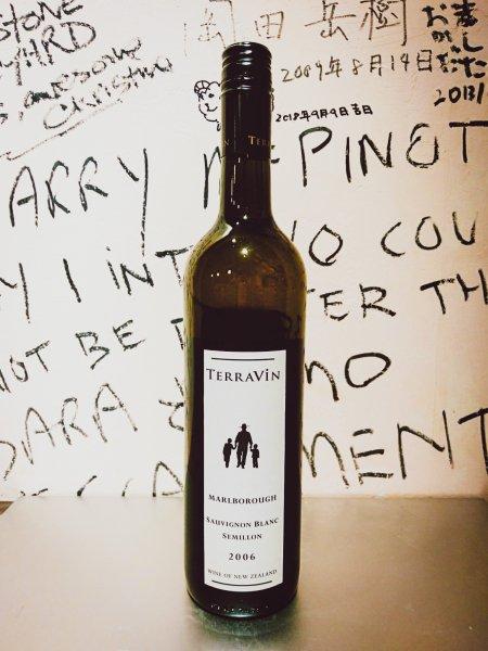 TerraVin Sauvignon Blanc Semillon 2006