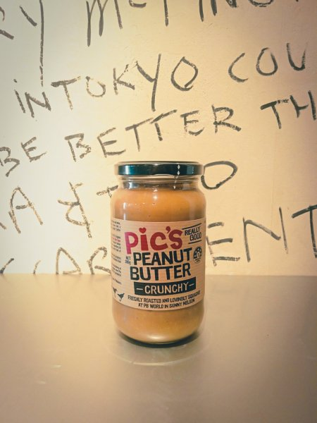 Pic's Peanut Butter - Crunchy -