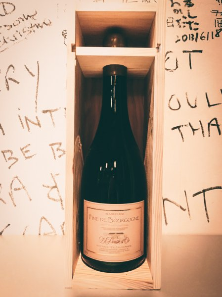 Fine de Bourgogne 30 ans d'age Gerard Potel / Pousse d'or 30年熟成 フィーヌ ド ブルゴーニュ