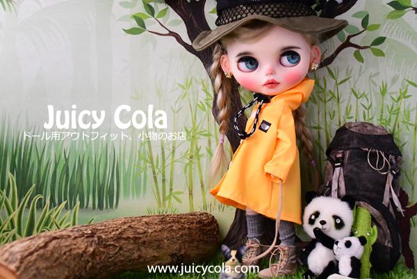 ドール用アウトフィット、小物のお店 Juicy Cola☆