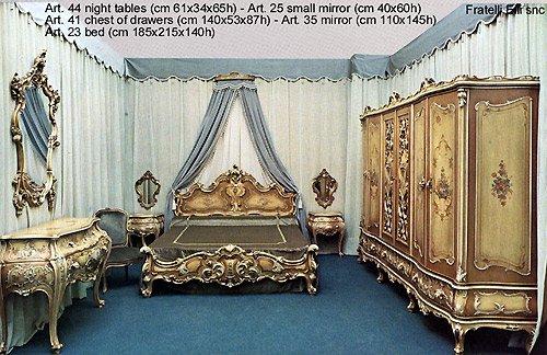 イタリア輸入家具【Fratelli Elli-フラッテリ エリ】ベッドルーム