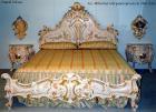 イタリア輸入家具【Fratelli Elli−フラッテリ エリ】ベッドルーム(W190cm)
