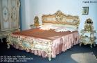 イタリア輸入家具【Fratelli Elli−フラッテリ エリ】ベッドルーム(W198×H142cm)