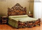 イタリア輸入家具【Fratelli Elli−フラッテリ エリ】ベッドルーム(W197cm)