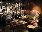 イタリア輸入家具【Asnaghi Interiors】<BR>リビングセット