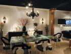 イタリア輸入家具【Asnaghi Interiors】<BR>ダイニングセット