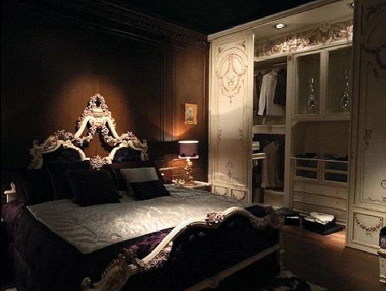 イタリア輸入家具【Asnaghi Interiors】 ベッドルーム