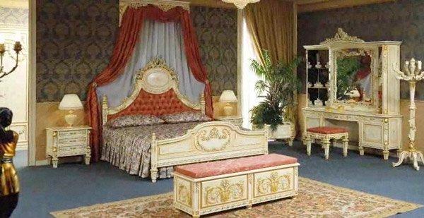 イタリア輸入家具【Asnaghi Interiors】ベッドルーム
