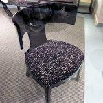 <b>【NYデザイナーズ家具】</b>アクリル家具 チェア (W66×H86cm)