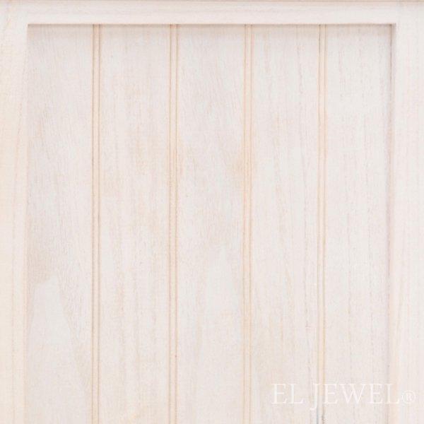 【セール!】【SHABBY WOOD FURNITURE】シャビースタイル♪スリムチェスト(W20×D40×H85cm)