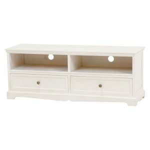 <B>【セール!】【SHABBY WOOD FURNITURE】</B>シャビースタイル♪テレビボード(W110×D33.5×H42cm)<img class='new_mark_img2' src='//img.shop-pro.jp/img/new/icons24.gif' style='border:none;display:inline;margin:0px;padding:0px;width:auto;' />