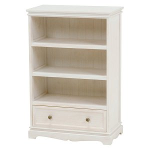 <B>【セール!】【SHABBY WOOD FURNITURE】</B>シャビースタイル♪キャビネット・アンティークホワイト(W60×D33.5×H91cm)<img class='new_mark_img2' src='//img.shop-pro.jp/img/new/icons24.gif' style='border:none;display:inline;margin:0px;padding:0px;width:auto;' />