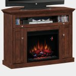 <b>【LLOYD GRANDE】</b>高級木製マントルピース暖炉本体セット「ウィンザー」コーナー兼用(23inch) アンティークチェリー(W1174×D387×H901mm)