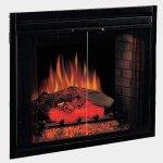 <b>【LLOYD GRANDE】</b>ビルトイン・電気式暖炉本体(39inc)(W983×D390×H831mm)