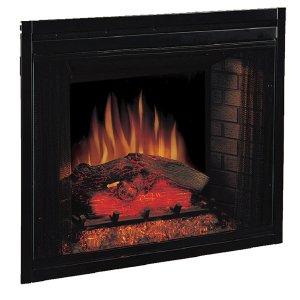 <b>【LLOYD GRANDE】</b>ビルトイン・電気式暖炉本体(45inc)(W1136×D389×H831mm)